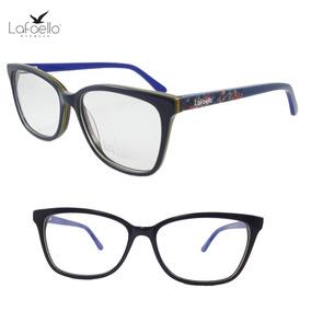 5fb9cb4987977 Oculos De Grau Discreto Moderno Feminino - Óculos Azul no Mercado ...