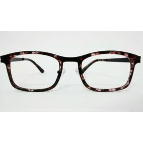 7879a35ae2616 Oculos De Grau Rosto Redondo Feminino - Óculos no Mercado Livre Brasil