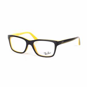 2b165460bc325 Armação De Óculos De Grau Ray-ban Infantil- Rb1536 3660