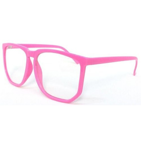bf86411bc8294 Oculos Geek Nerd Grau Pixel - Óculos no Mercado Livre Brasil