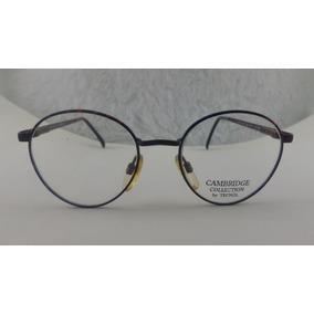 cd9e84750 Oculos Redondo Antigo Hastes Flexiveis - Óculos Vermelho no Mercado ...