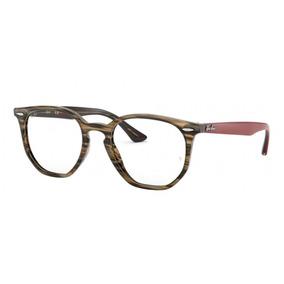 d70678e54 Óculos De Grau Ray Ban Hexagonal Original Rb7151 5802 Tam.52