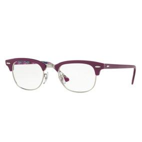 93b72270a5147 Oculos De Grau Rayban Clubmaster - Óculos no Mercado Livre Brasil