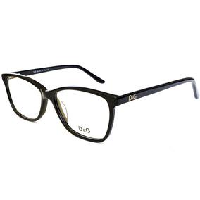 505efaad7 Armação Oculos Grau Feminino Original Dg5305 Slim Super Leve