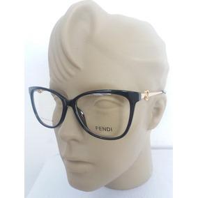 8503108bc6c49 Oculos Feminino Grau Gatinho Fendi Chanel Sao Paulo - Óculos no ...