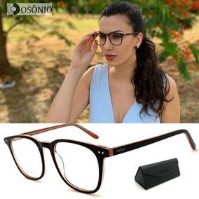 01b75e965 Oculos De Grau Feminino Vermelho - Óculos em São José do Rio Preto ...
