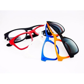 0a8637f2bdcf2 Armação Para Óculos Smart Acetato Troca-frente ( Ref. 931)