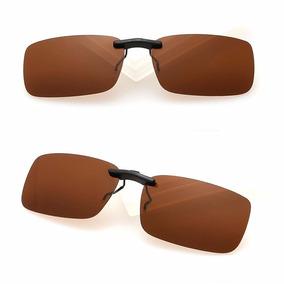 aca10b402 Oculos Lentes Amarelas Sobrepor - Óculos Laranja escuro no Mercado ...