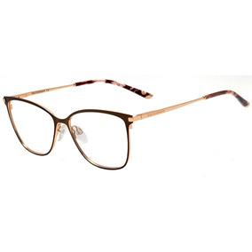 d1d0f59b2199a Oculos Dourado Ana Hickmann - Óculos no Mercado Livre Brasil