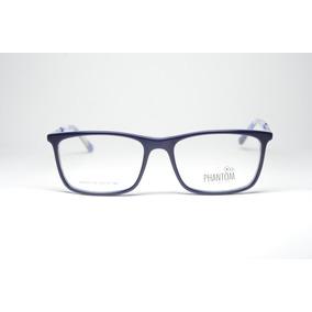 716d28ef56867 Armação P Grau Óculos Quadrado Acetato Juvenil Moda Masc fem