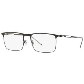 f24d19b55 Armação Oculos Grau Emporio Armani Ea1083 3001 55 Preto Fosc
