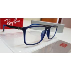 f617b97d3 Arm O Oculos De Grau Feminino Ray Ban - Óculos Azul no Mercado Livre ...