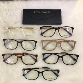 dbeae734099d1 Óculos Tiffany - Óculos Marrom escuro no Mercado Livre Brasil
