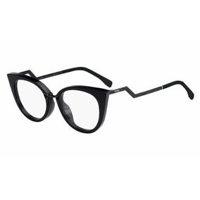 44eb324da4a85 Oculos Fendi Gatinho Branco Chanel - Óculos no Mercado Livre Brasil