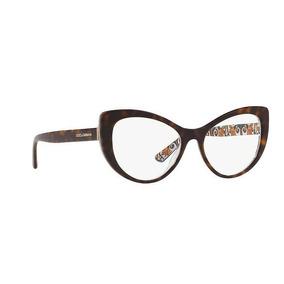 aa47dc1d57b5c Oculos Gatinha Sem Grau Dolce Gabbana - Óculos no Mercado Livre Brasil