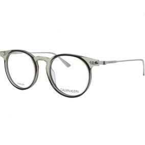 9a6dc465c6744 Óculos De Grau Calvin Klein Unissex Original Ck18705 278