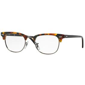 f36842c3feec6 Rayban Clubmaster Grau Masculino - Óculos no Mercado Livre Brasil