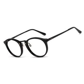 5ba7c099d6487 Armação Oculos Ogrife Og 514-c Masculino Redondo Original