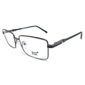 fbc58cad12293 Mont Blanc - Óculos Cinza escuro no Mercado Livre Brasil