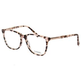 dc87afe5f3331 Armação P  Óculos D Grau Feminina X9930 Acetato