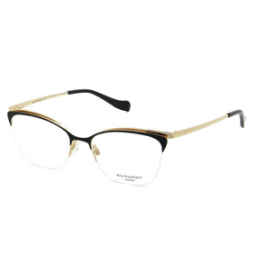4827c91a92c5a Ana Hickmann Ah1354 09a 52 - Lente 52mm - Armação De Óculos