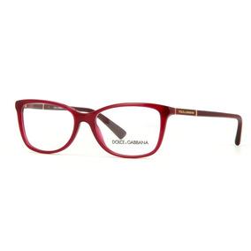 81a88437d0fc7 Oculos Dolce Gabbana Replica - Óculos Vermelho no Mercado Livre Brasil