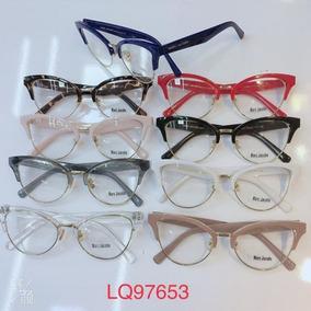 bb06f77dfeca0 Oculos Sem Grau Wayfarer Oncinha - Óculos Chocolate no Mercado Livre ...