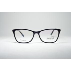 deaf0b189f75f Armação Óculos P  Grau Feminino Infantil Quadrado Resistente · R  74 99