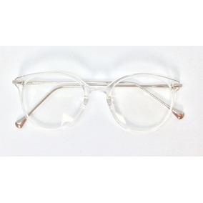 578c34c8123aa Óculos Redondo transparente - Óculos no Mercado Livre Brasil