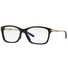 69ea7780493db Óculos De Grau Oakley Feminino Nine To Five Ox1127 06 Tam.52