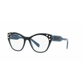 ae6bd790ef4 Óculo Miu Miu Noir Mu Ns10 - Óculos no Mercado Livre Brasil