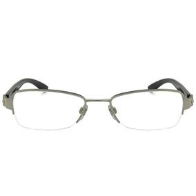 4fb21918c7d3d Armação Óculos Vogue Original - Vo3941 - Bl - Prata preto