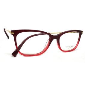 f8165732304bd Oculos De Grau Atitude Vermelho no Mercado Livre Brasil