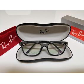 7bb7c15aa35ad Oculos Ray Ban Otica Diniz - Óculos Cinza claro no Mercado Livre Brasil
