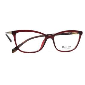 49670357517dc Oculos Bulget Vermelho De Grau Outras Marcas - Óculos no Mercado ...