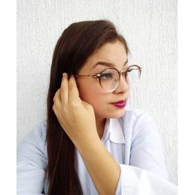 d63fed273d85f Oculos Grau Com Haste Decorada - Óculos no Mercado Livre Brasil