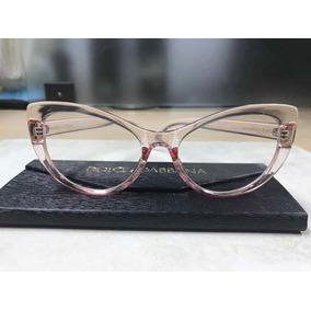 8c7ad8206 Oculos Dolce Gabbana Replica Original - Óculos Rosa no Mercado Livre ...