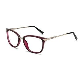 f9d4c97fe Oculos Grau Vermelho Gatinho Colcci De - Óculos no Mercado Livre Brasil