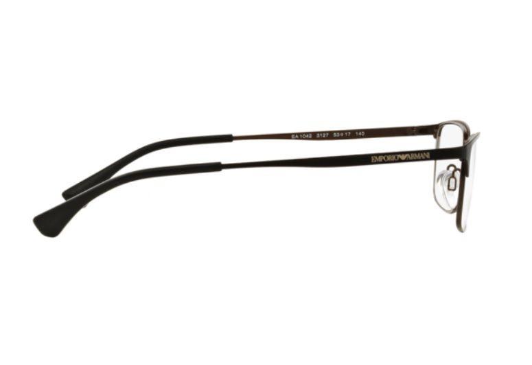armação oculos grau emporio armani ea1042 3126 55 grafite · armação oculos  armani · oculos armani armação e95ffcf5a2