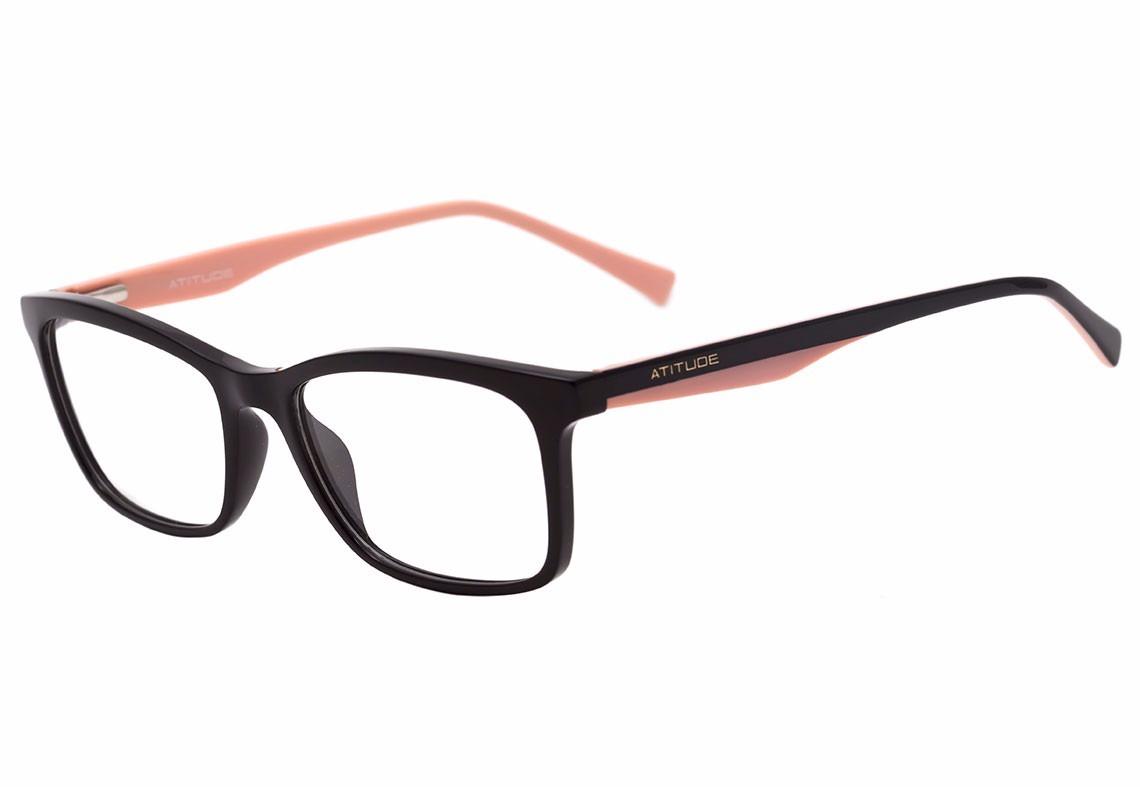 147490287 Óculos Atitude Feminino At4124 - R$ 224,00 em Mercado Livre