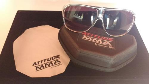 df45d0424 Óculos Atitude Mma De 150,00 Por 119,00 - R$ 119,00 em Mercado Livre