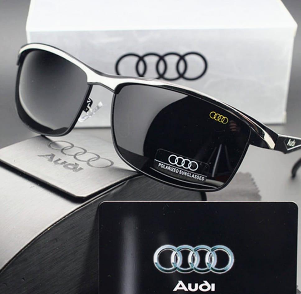c66733e0d3ac6 Óculos Audi Polarizado 551 Silver - R  99,99 em Mercado Livre