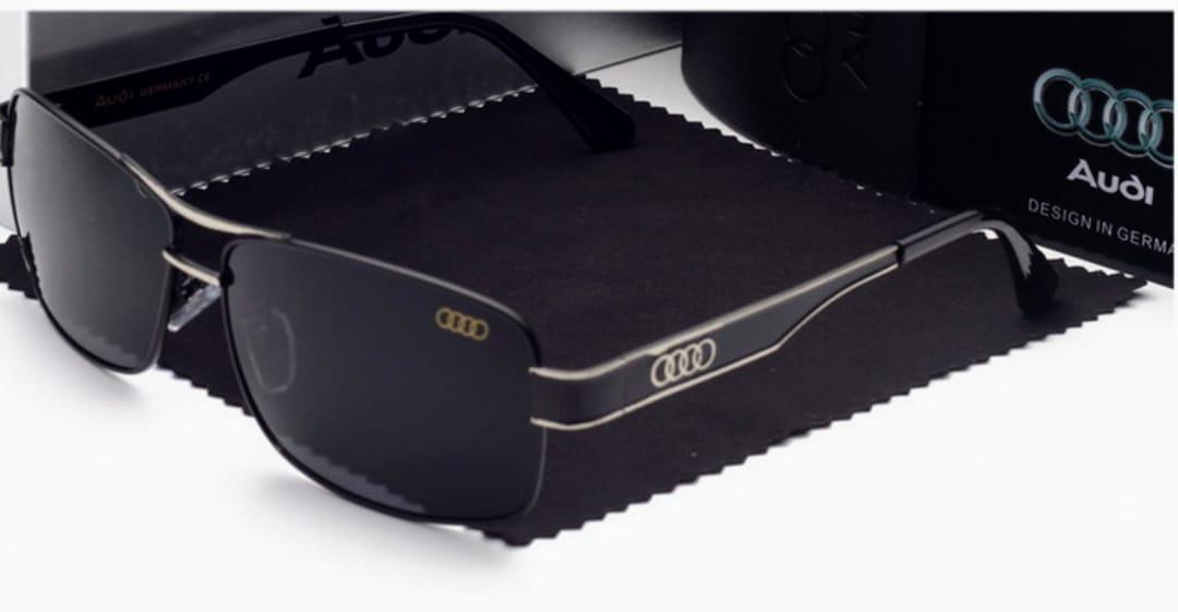 cb661bae3388b Óculos Audi Polarizado 553 Silver - R  99,99 em Mercado Livre