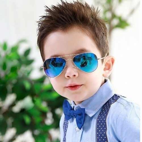 5208b03c5 Oculos Aviador Infantil Menina Menino Presente P Criancas - R$ 34,90 ...