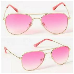 42c17f922 Oculos Aviador Lente Transparente Rosa - Óculos no Mercado Livre Brasil