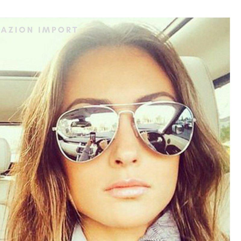 Óculos Aviador, Óculos Espelhado Aviador - R  49,90 em Mercado Livre 32b9510c78