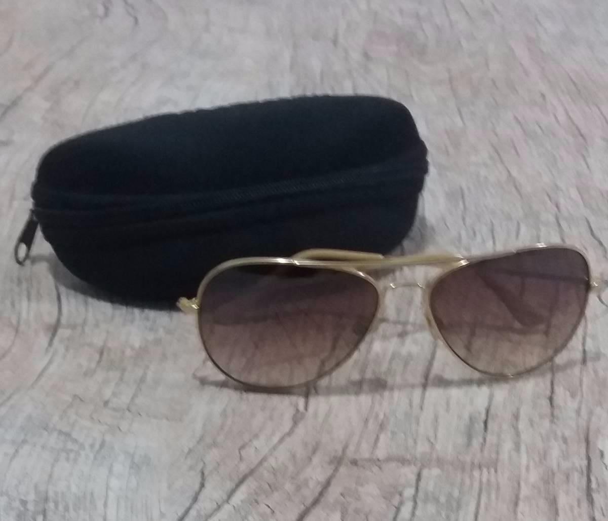 Óculos Aviador Orla Bardot - R  60,00 em Mercado Livre 95a055db6c