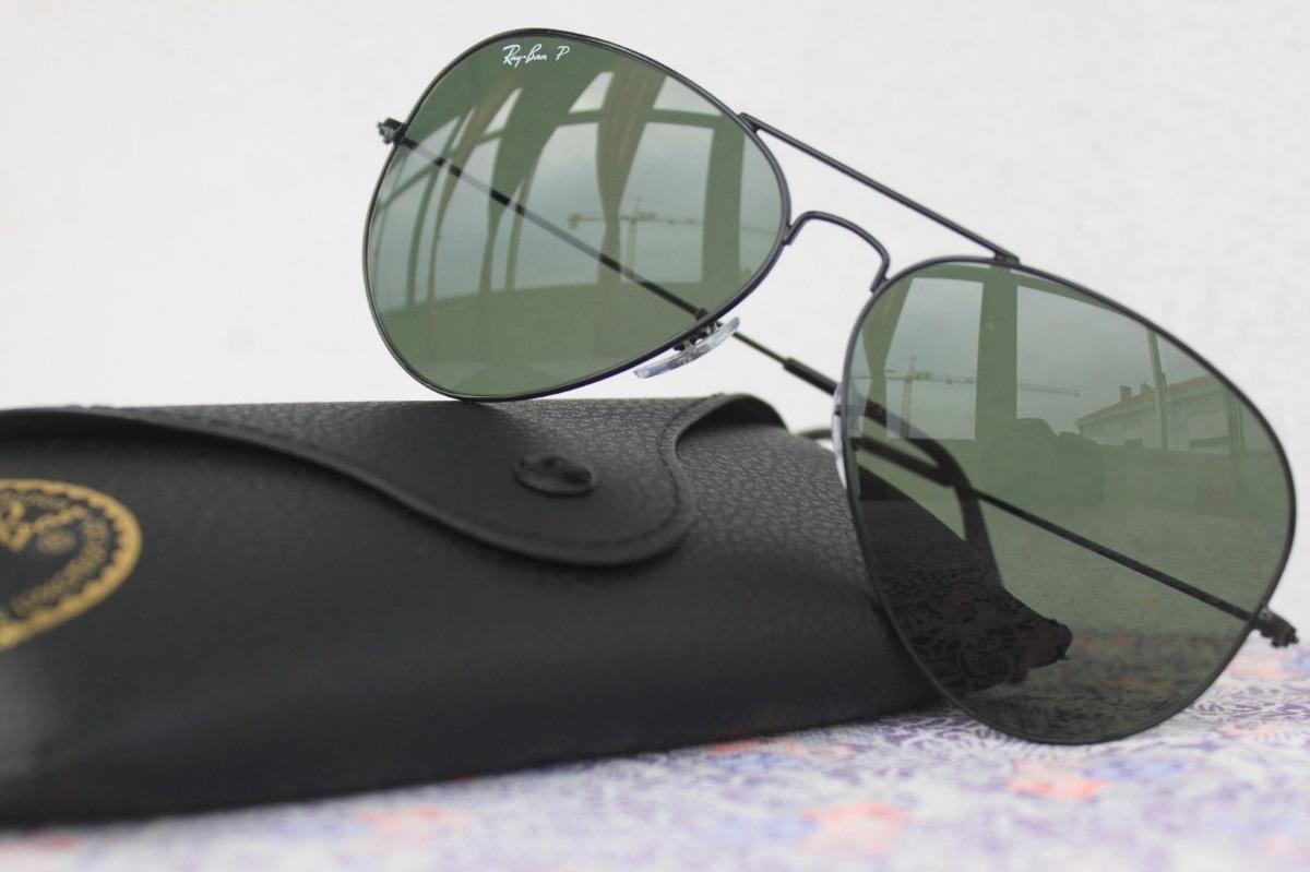 oculos aviador polarizado ray ban rb3026 masculino feminino. Carregando  zoom. 2ae574156c