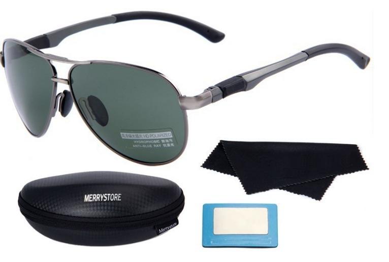 4be770468 Óculos Aviador Polarizado Uv400 Lentes G15 Merrys - R$ 99,90 em ...