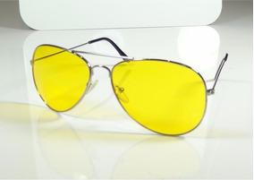 21fca39c9 Oculos Aviador Masculino Lente Amarela - Óculos no Mercado Livre Brasil
